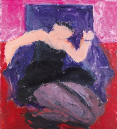 In the Purple Chair, 2006