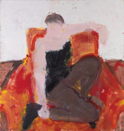 In the Red and Yellow Chair, 2007
