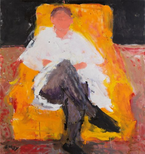 In the Yellow Chair, 2006
