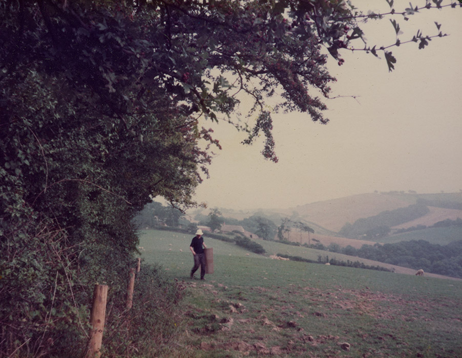 Sargy Mann, Devon 1986