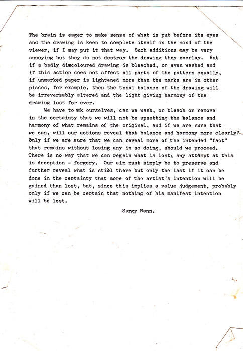 Original typed text, page 5