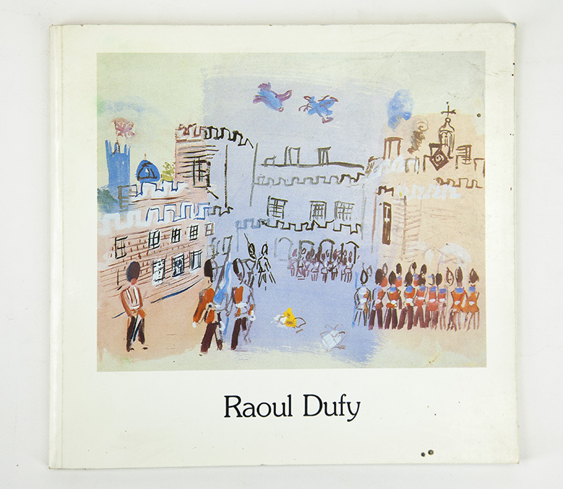 Raoul Dufy, JPL Fine Art exhibition catalogue