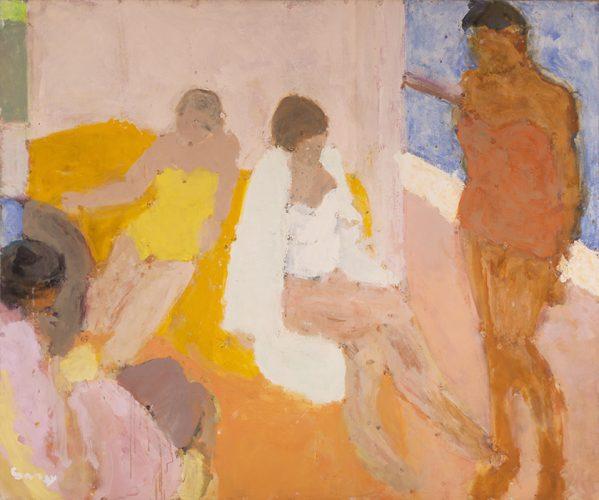 Four Bathers, 2012
