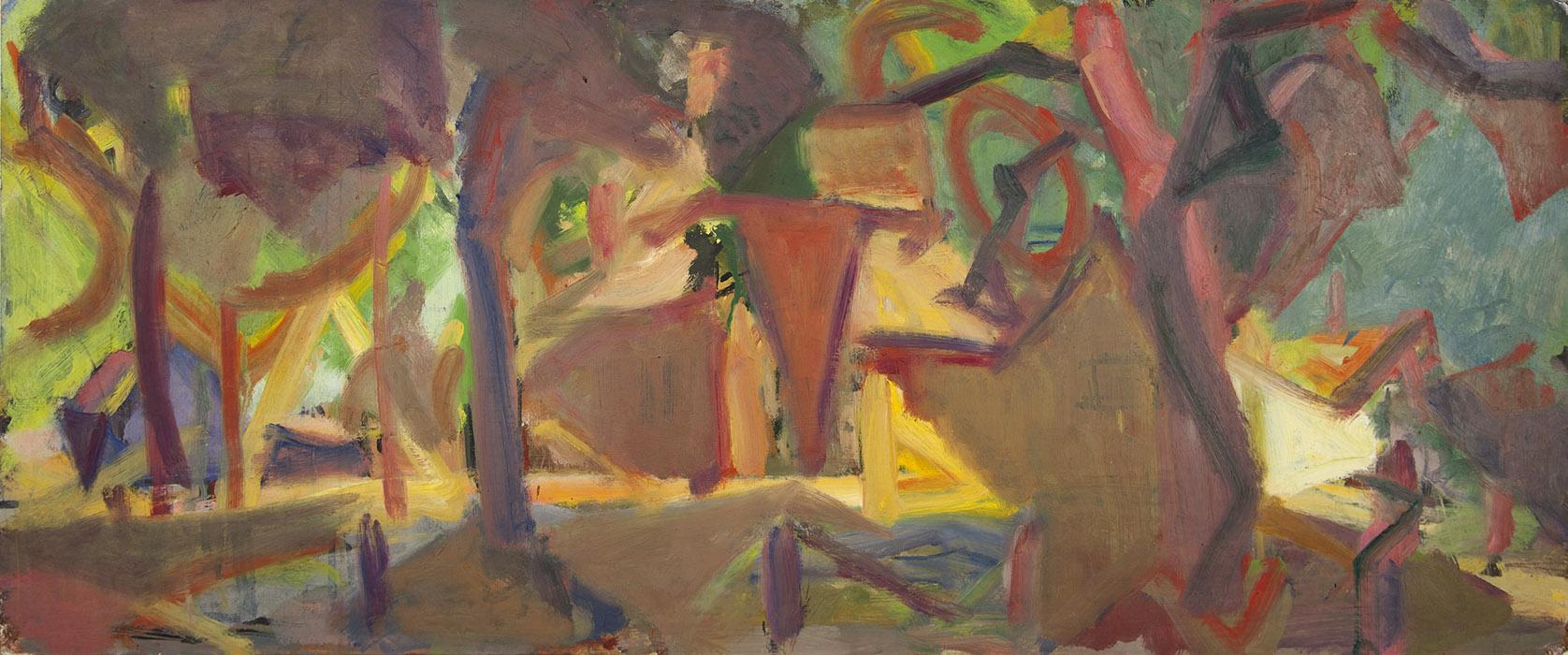 River Box V, 1976