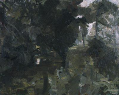 River Box Grey Light, 1981