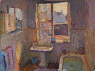Lemmons Bathroom I, 1971