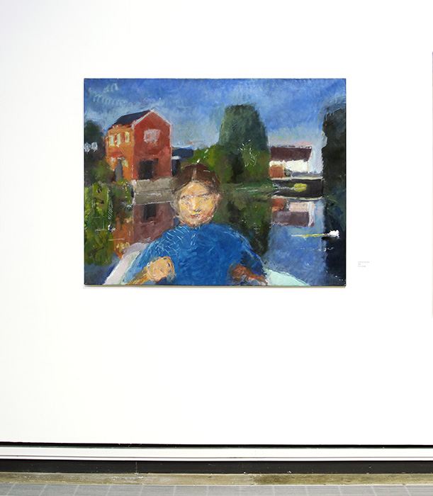 Susanna in the Boat, 1994
