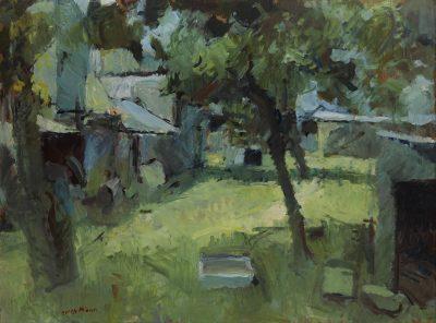 Devon Orchard,1985