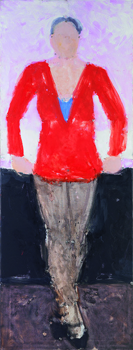 Standing in Red, 2007