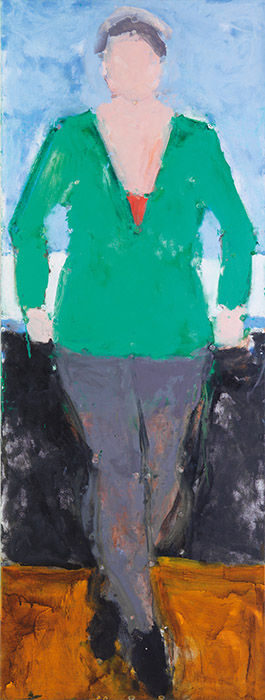 Standing in Green, 2006