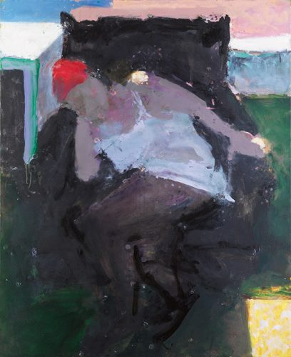 In the Black Chair Sun Behind, 2007