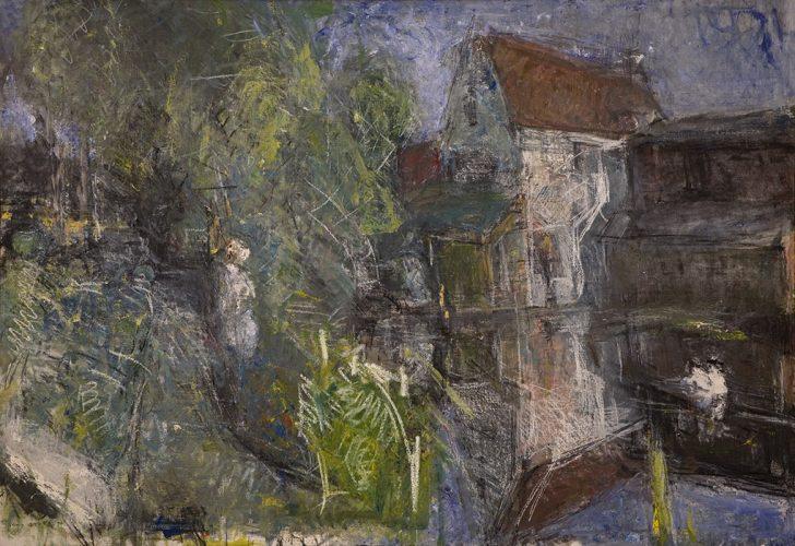 Joe's Mill, 1990