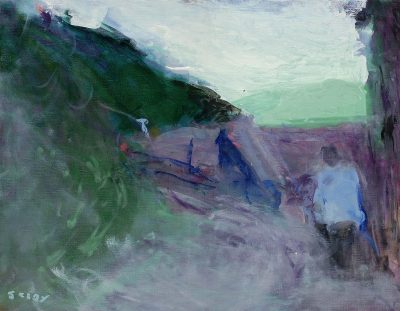 End of the Day Parchiule, 2003