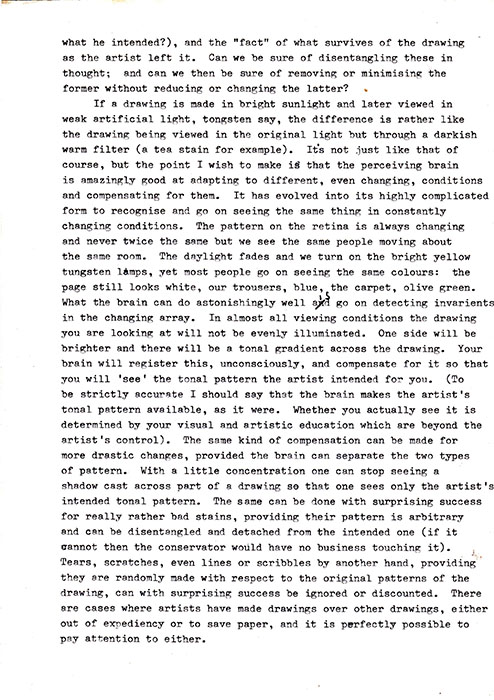 Original typed text, page 4