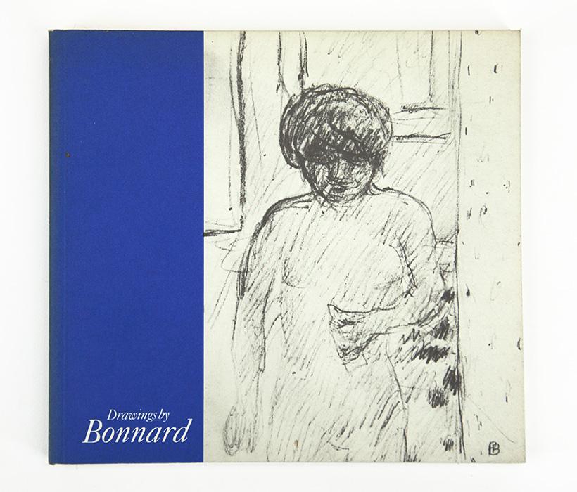 Bonnard Drawings at The Hayward Gallery, exhibition catalogue