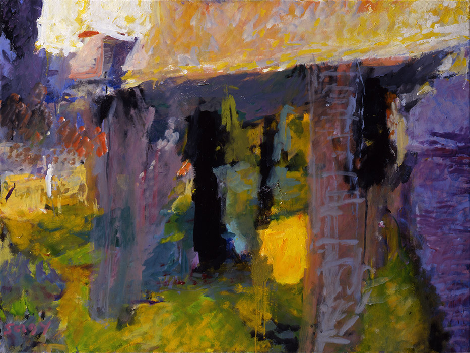 Under the House, Morning, 1999