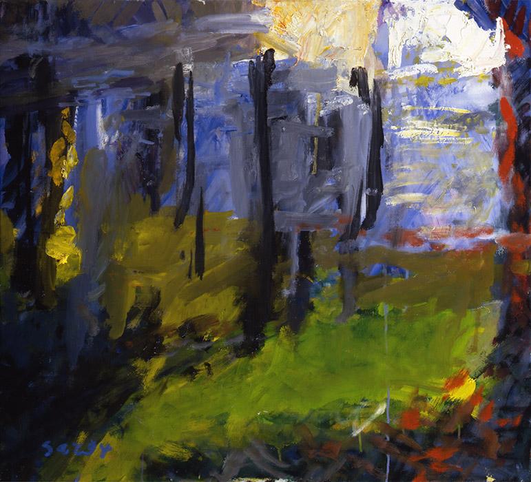 Towards the Sea, 1999