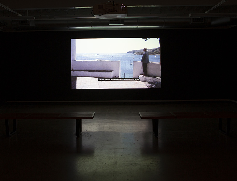 'Sargy Mann' Film by Peter Mann in gallery 2