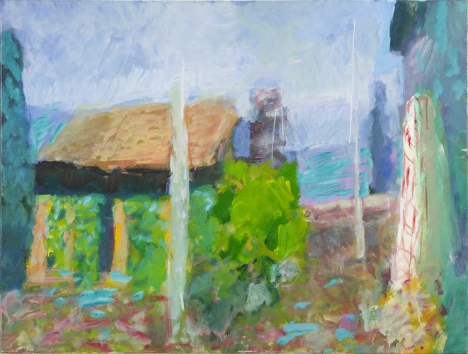 The Yellow Cabin Umbrian Morning. 1994